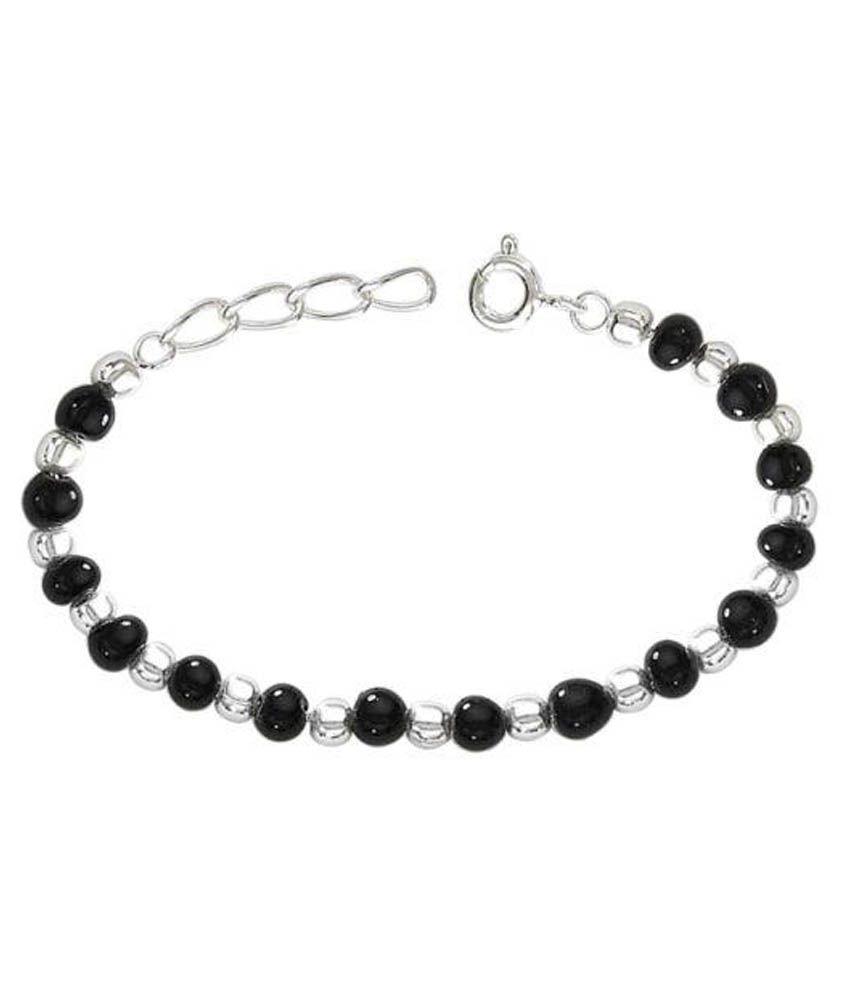Gandhi Jewellers 92.5 Sterling Silver Bracelet