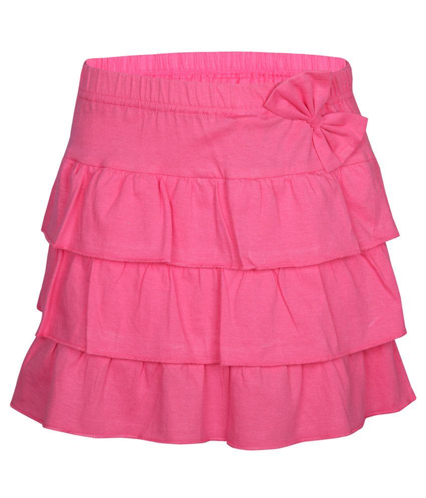 Gini & Jony Pink Skirt