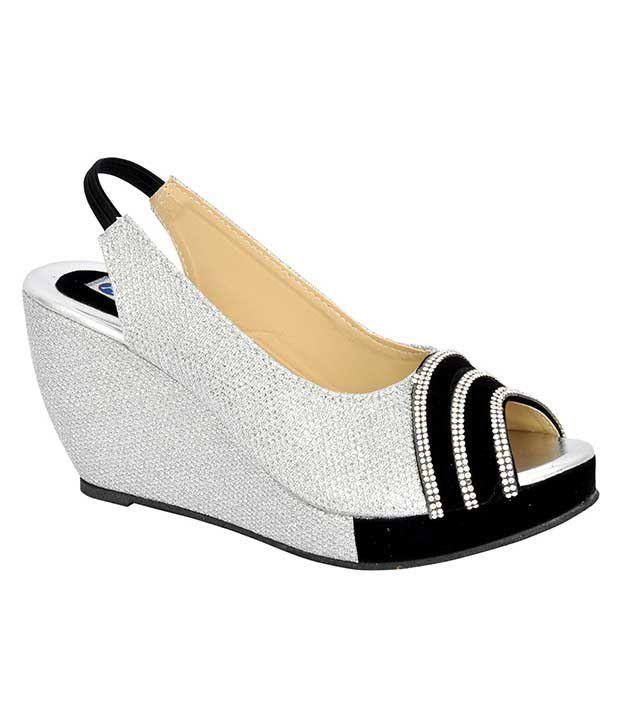 Altek White Heels
