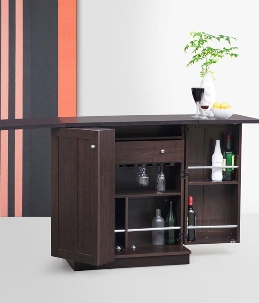 Buy Verona Bar Cabinet Online At Best