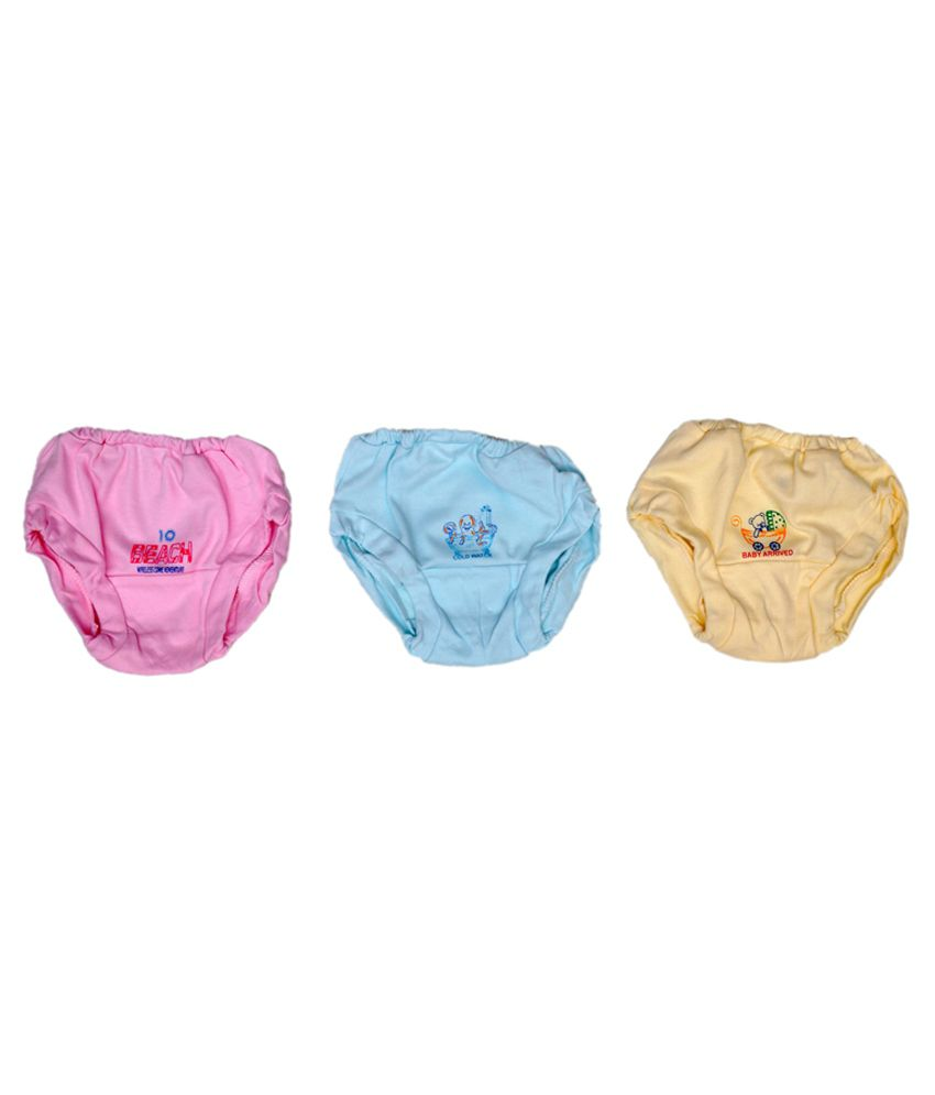 1c17cd26e Bellegirl Multicolour Cotton Briefs Pack Of 3 - Buy Bellegirl Multicolour  Cotton Briefs Pack Of 3 Online at Low Price - Snapdeal
