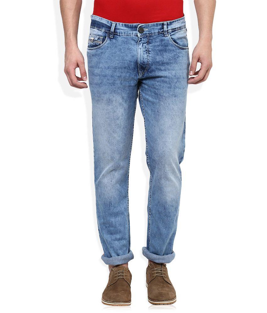 John Players Blue Slim Fit Jeans