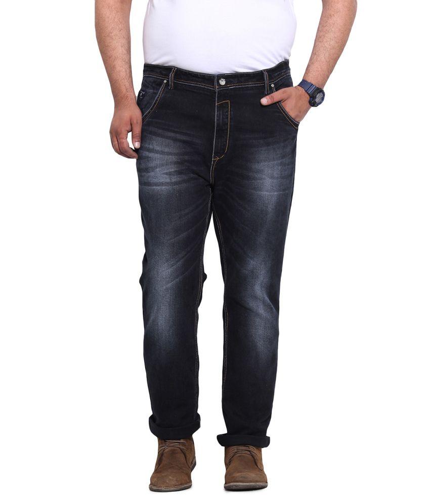 John Pride Blue Regular Fit Jeans
