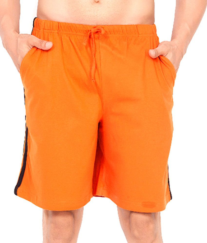 Clifton Fitness Men's Shorts -Rust