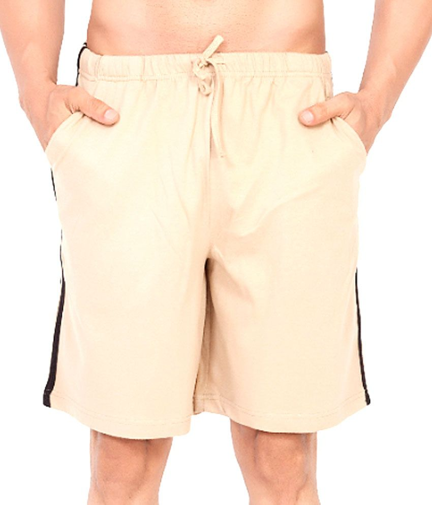 Clifton Fitness Men's Shorts -Saffari