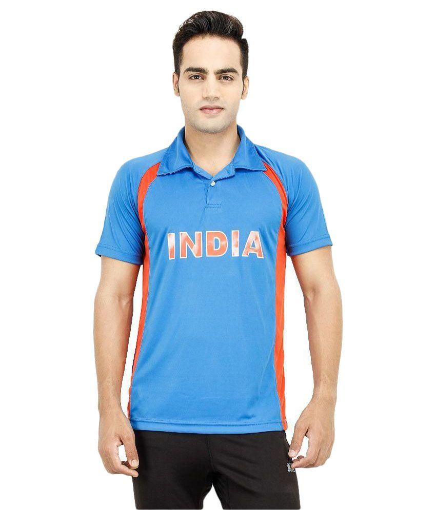T10 Sports Blue Polos