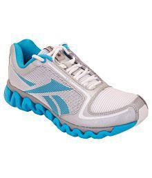 Reebok White Running Sports Shoes