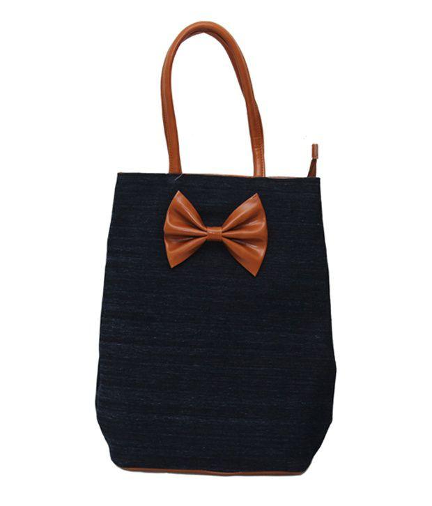 Glitter Glory Shoulder Bags-Blue