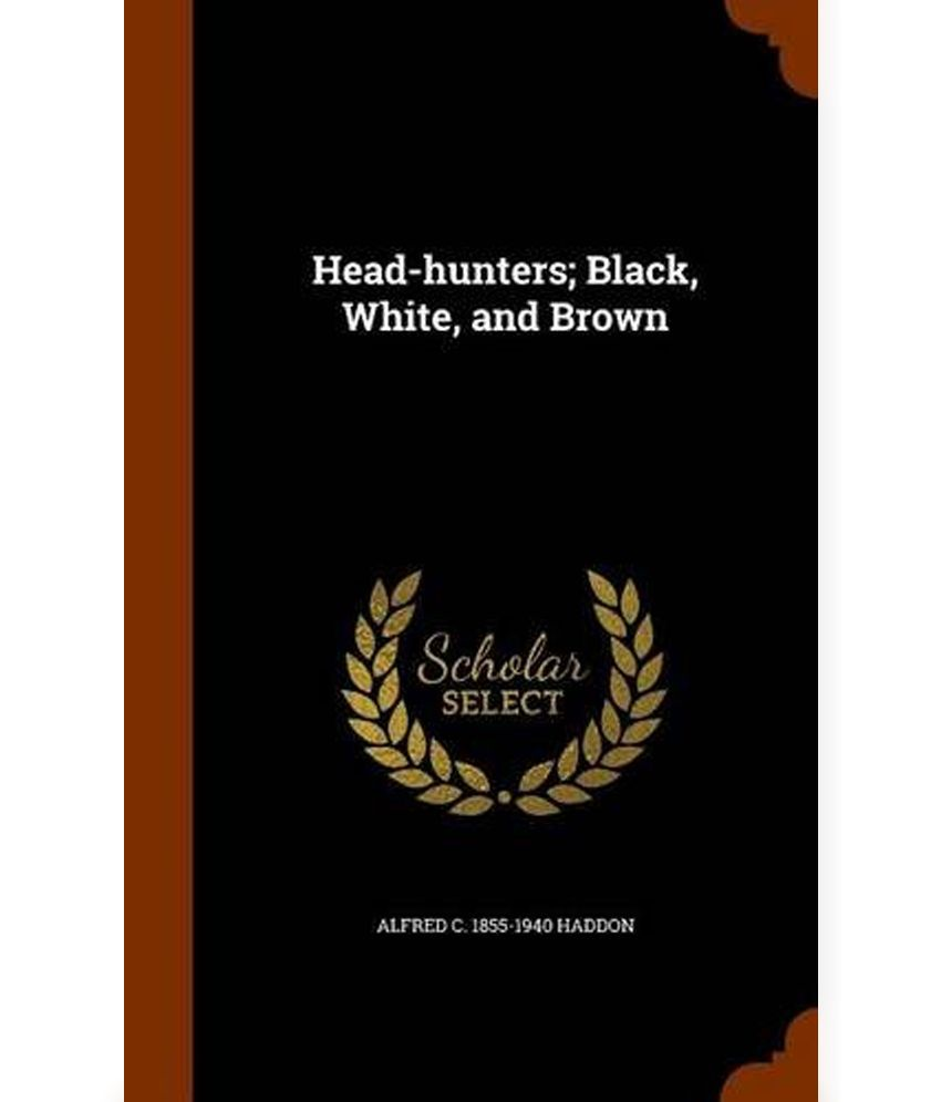 Ebony head hunters