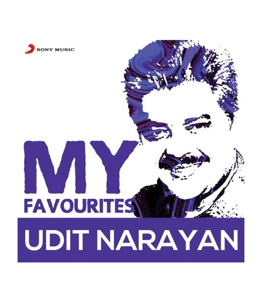 My Favourites - Udit Narayan Audio CD Hindi