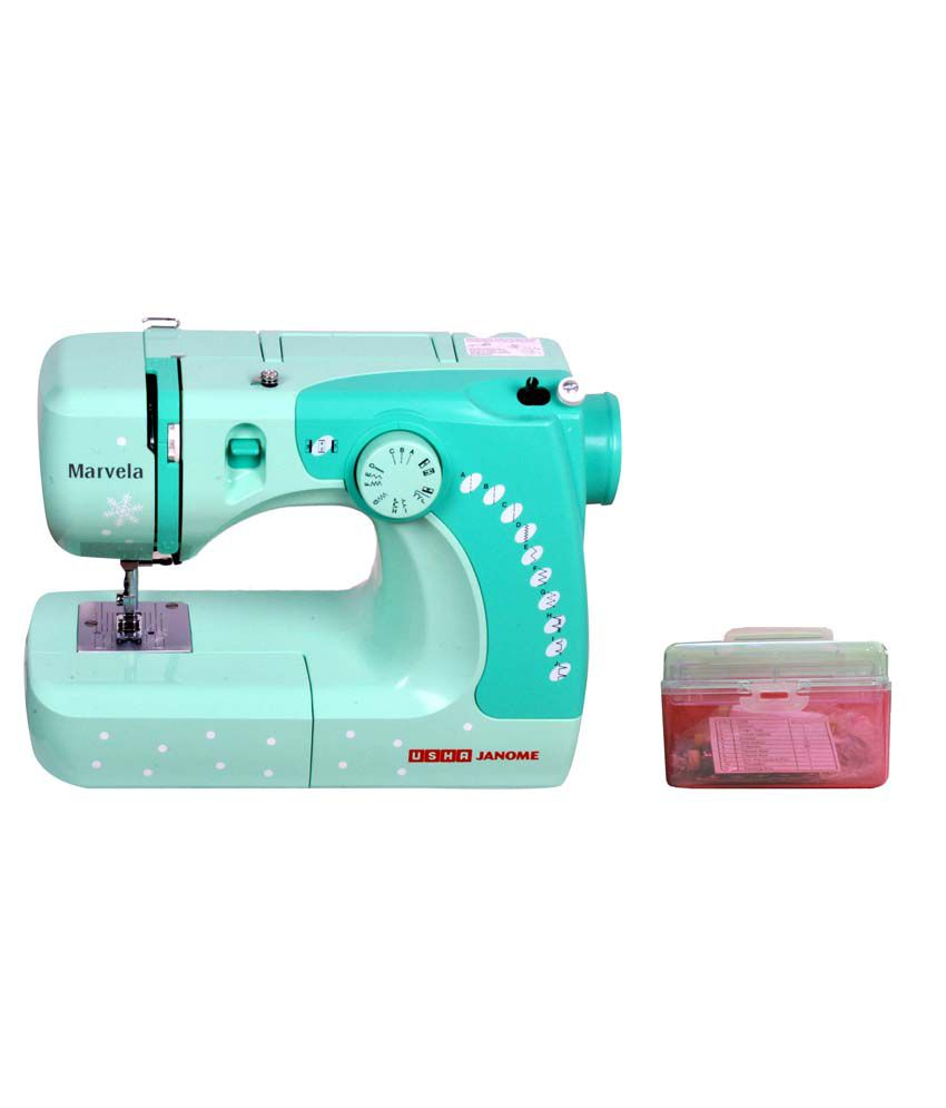 Usha Marvella Sewing Machine With Sewing Kit Price in ...