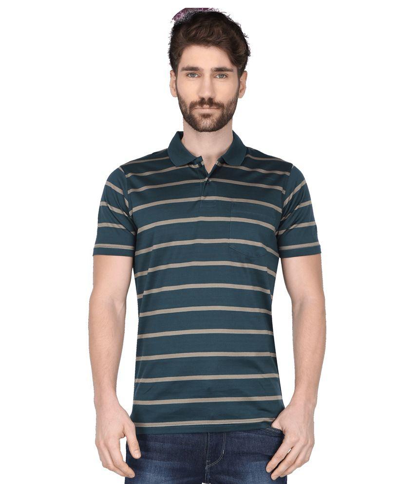 Proline Green Polo T Shirts