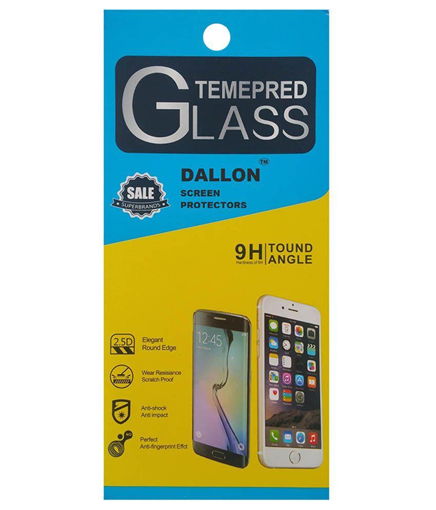 Xolo One Tempered Glass Screen Guard by Dallon