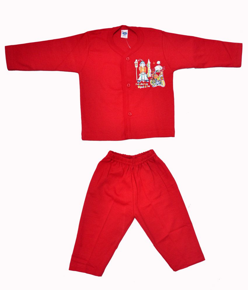95869f280 BelleGirl Red Tops   Bottoms Sets - Buy BelleGirl Red Tops   Bottoms Sets  Online at Low Price - Snapdeal