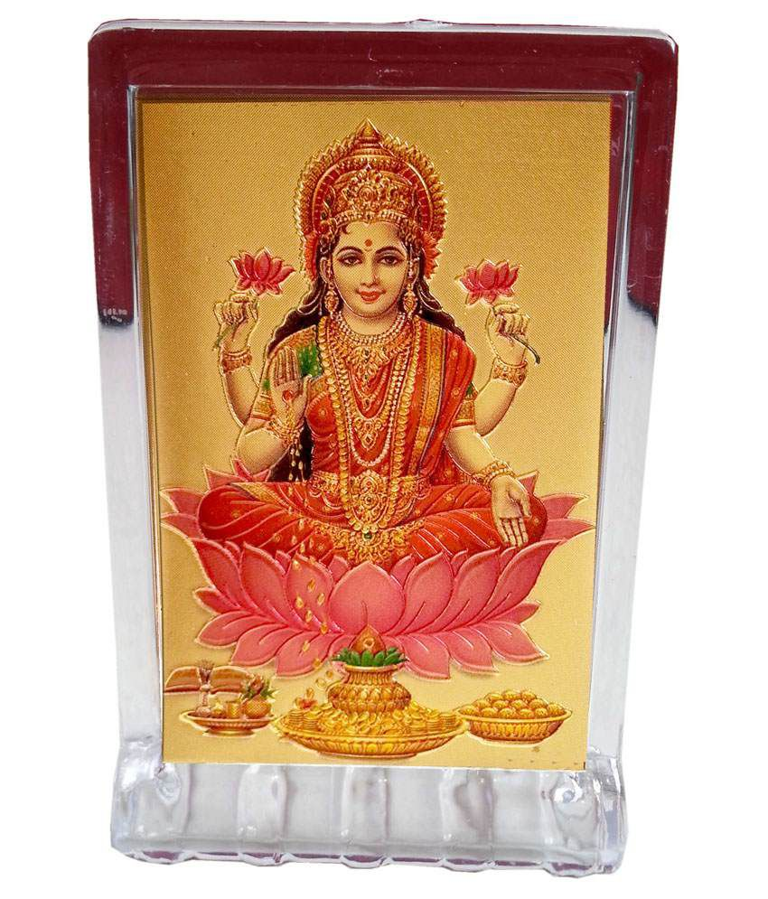 Gold Art 4 U Lakshmi Painting
