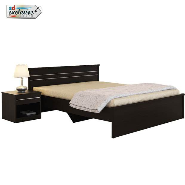 Spacewood Arcade Bed Side Table Best Price In India On 2nd