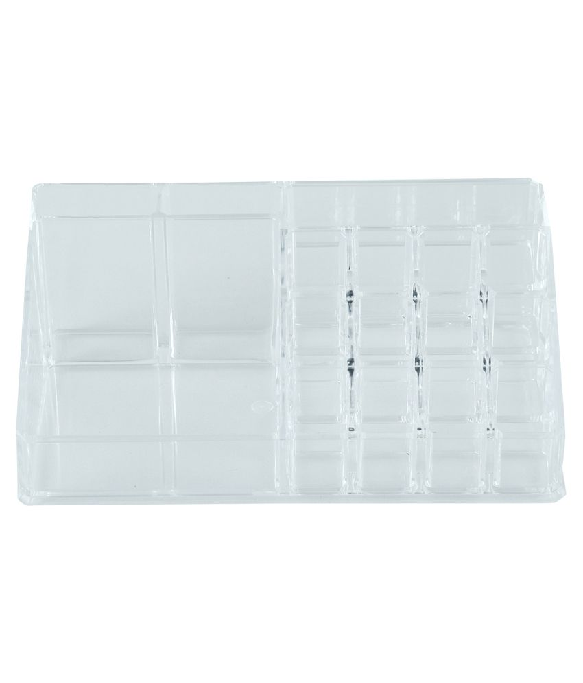Kurtzy Acrylic Cosmetic Make up Organiser