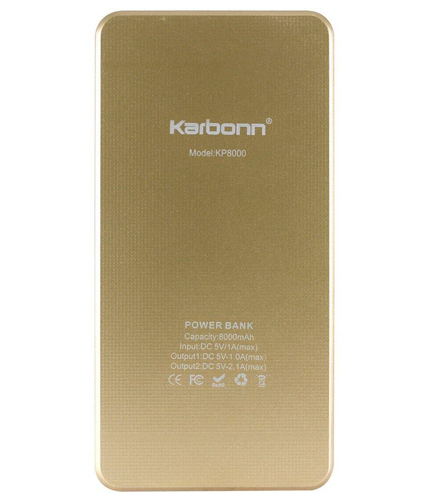 Karbonn-KP8000-8000mAh-Power-Bank