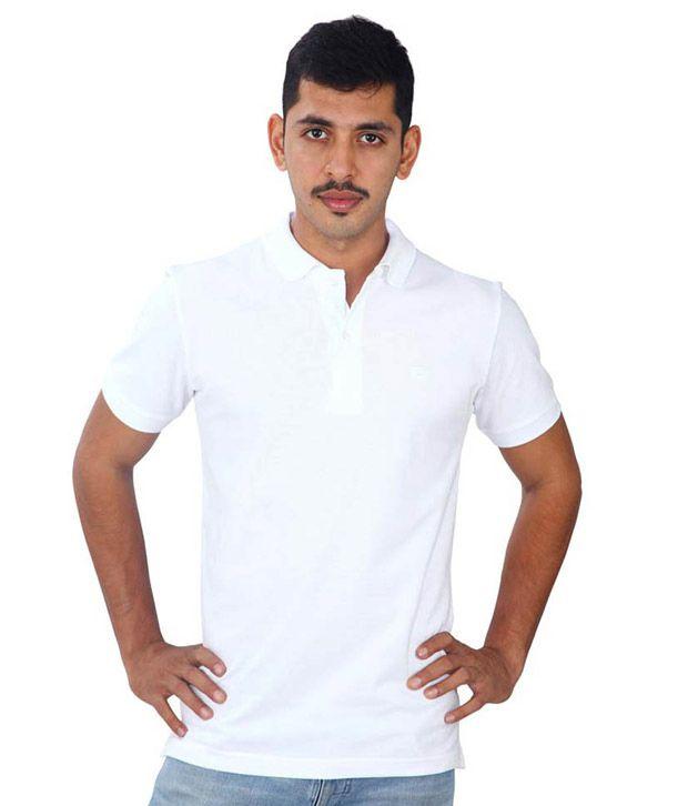 Athlete White T Shirts
