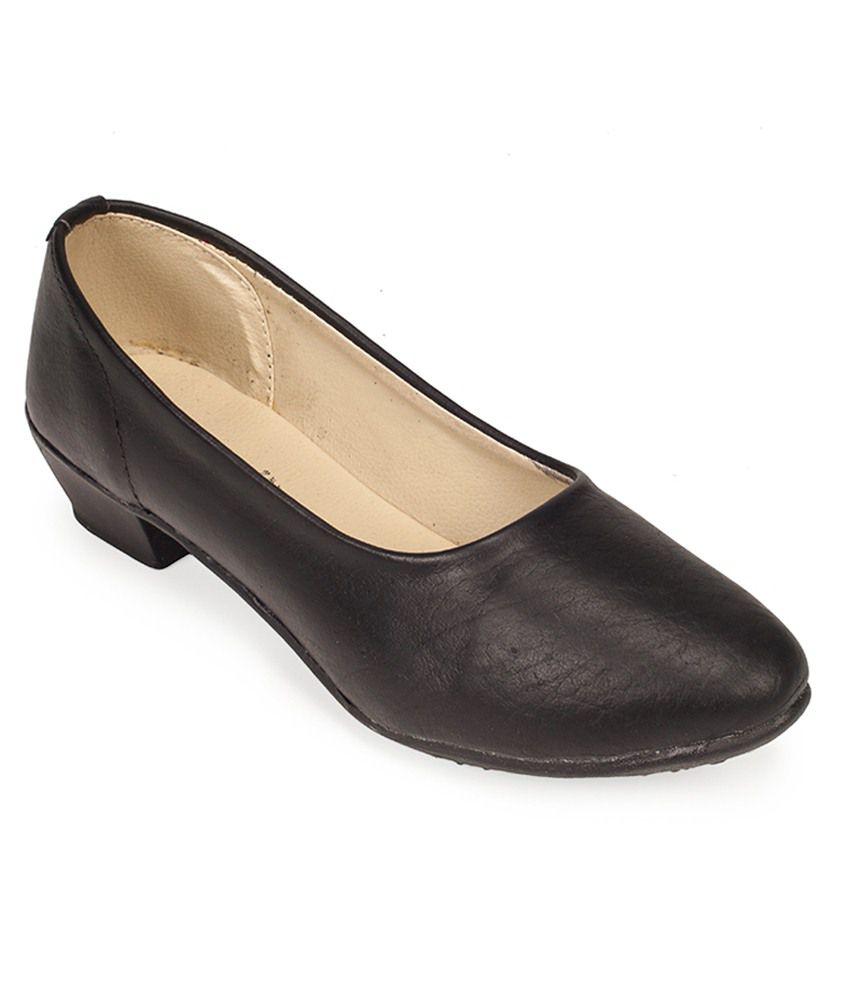 4958d917c28 Khadim s Black Formal Shoes Price in India- Buy Khadim s Black Formal Shoes  Online at Snapdeal