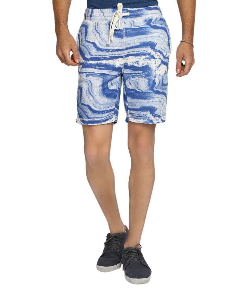 Antigravity Off-White Shorts