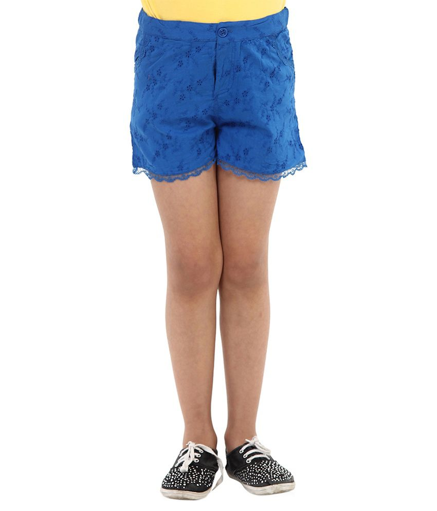 Oxolloxo Blue Shorts
