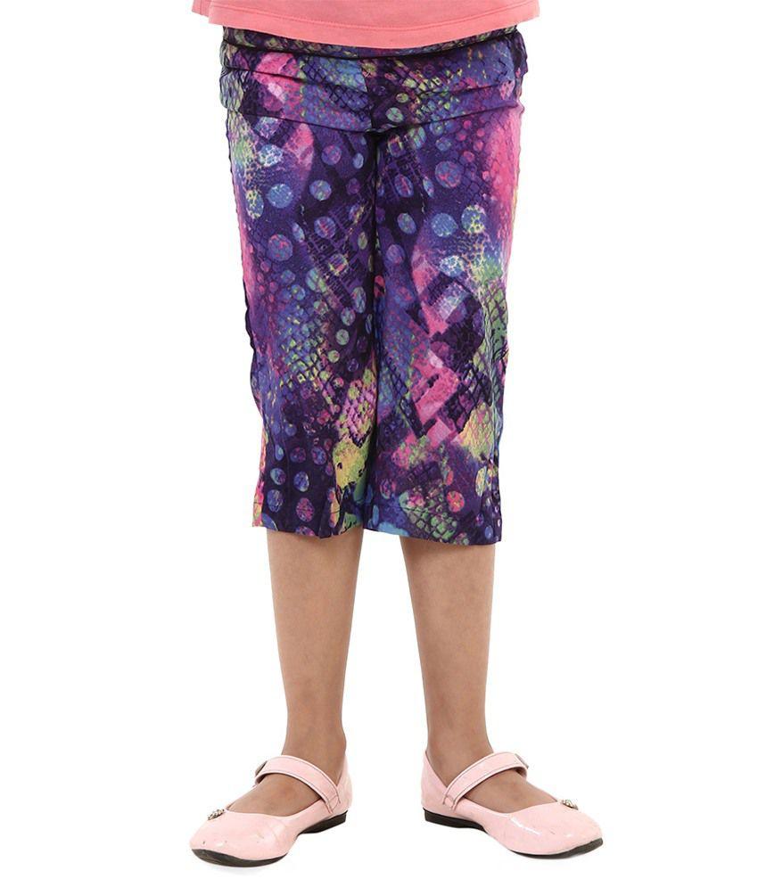 Oxolloxo Multicolour Capri