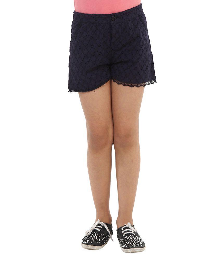 Oxolloxo Navy Shorts