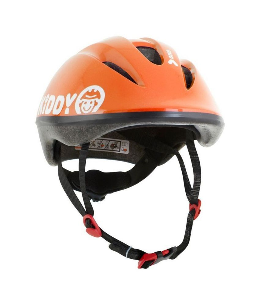 BTWIN Bike Kid Helmet 300 By Decathlon