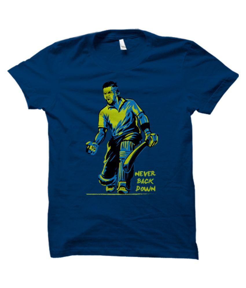 Funatic Sports Funkohli Navy T-Shirt