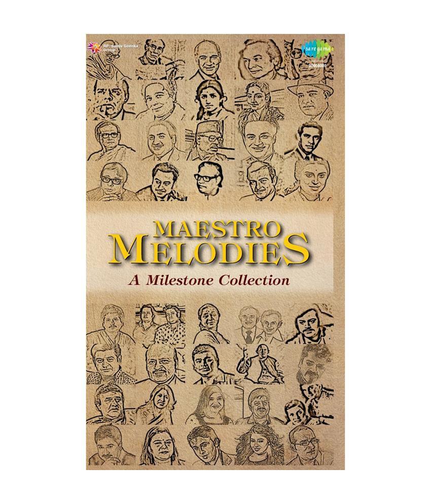 Mestro melodies Audio CD Hindi