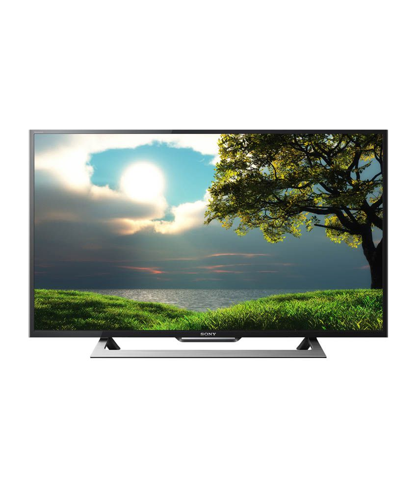 buy sony klv 32w562d 80 1 cm 32 smart full hd fhd led television online at best price in. Black Bedroom Furniture Sets. Home Design Ideas