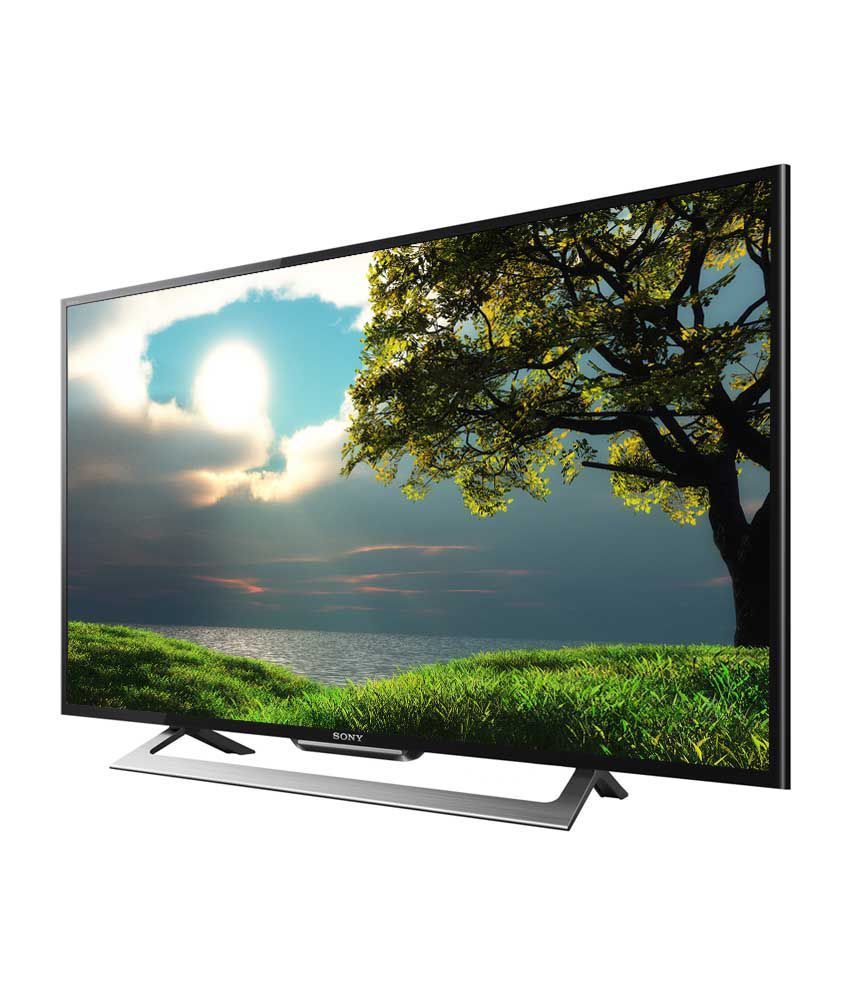 Sony BRAVIA KLV-40W562D 101.6cm (40) Full HD Smart LED Television With 1 + 1 Year Extended Warranty By Snapdeal @ Rs.47,399