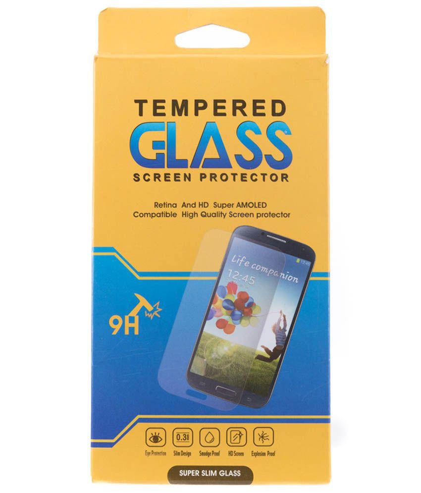 Micromax Unite 2 A106 Tempered Glass Screen Guard by Video Tronix