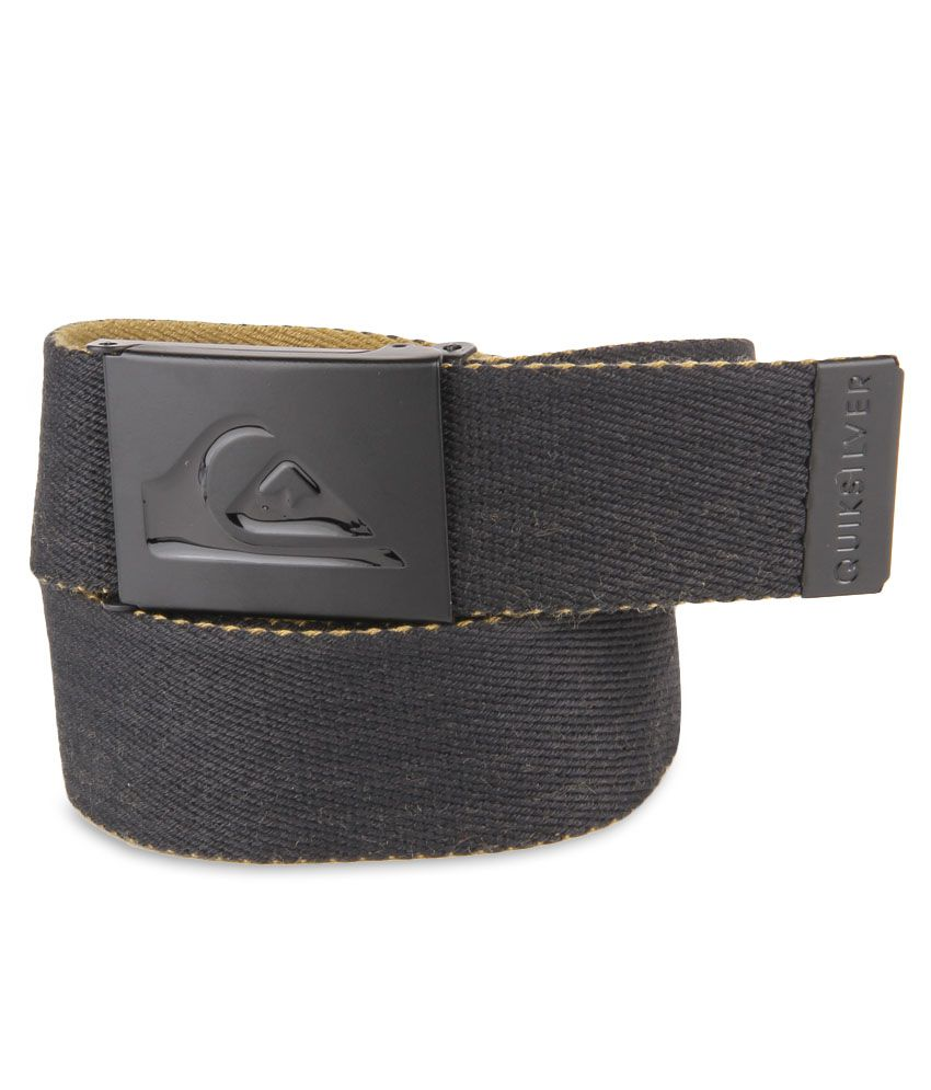 Quiksilver Black Belt