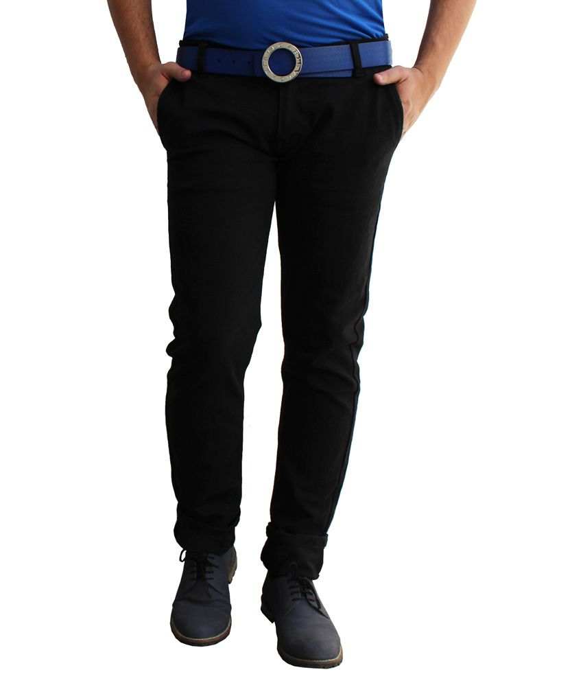 Ben Carter Black Slim Fit Basics Jeans