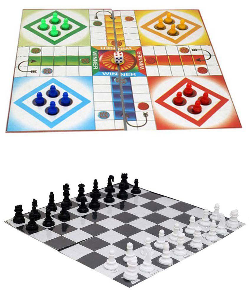 Jupiter Enterprises Multicolour Chess