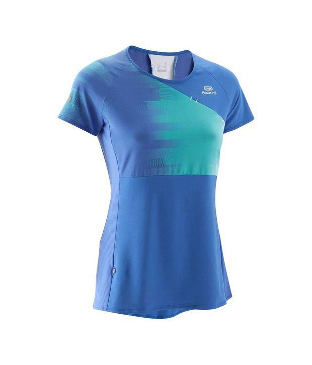 KALENJI Elio Print Women's Running T-Shirt