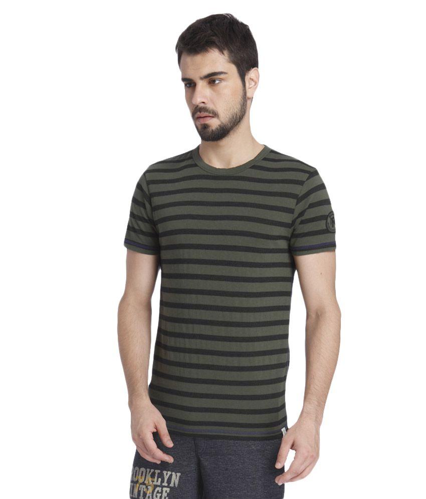 Jack & Jones Green T-Shirt