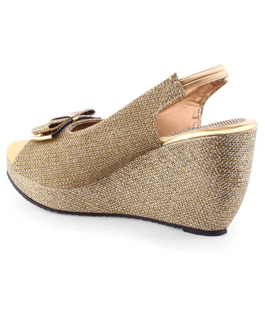find great online Shoe Lab Gold Ethnic discount cost discount classic discount codes clearance store VH0WZ9E