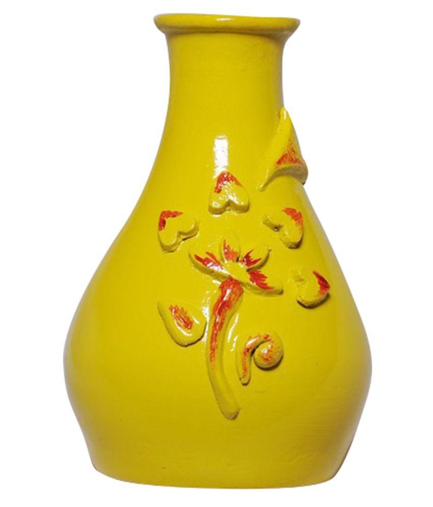 Suvigna Yellow Terracotta Home Decor Buy Suvigna Yellow Terracotta