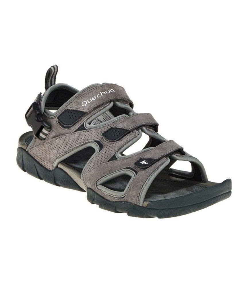 bac4ea5629b5 QUECHUA Arpenaz 200 Men s Hiking Sandals By Decathlon - Buy QUECHUA Arpenaz  200 Men s Hiking Sandals By Decathlon Online at Best Prices in India on  Snapdeal