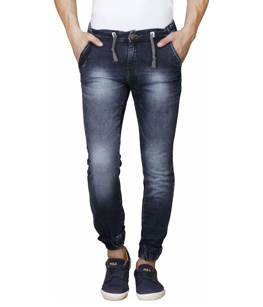 Showoff Blue Slim Fit Jeans