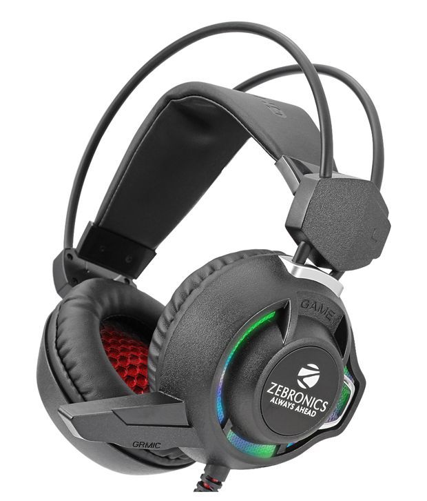 Zebronics Ghost Head Headset
