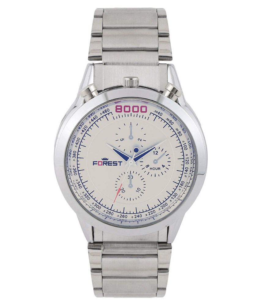 fcebfd78e31 Swiss Design Silver Wrist Watch For Men - Buy Swiss Design Silver Wrist  Watch For Men Online at Best Prices in India on Snapdeal