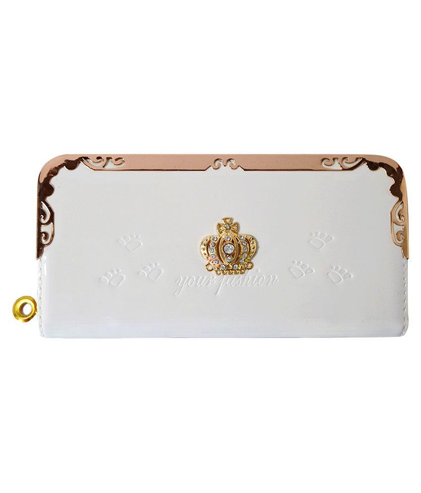 Hadwin White P.U Wallet