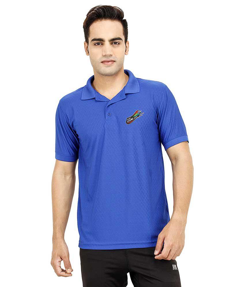 T10 Sports Blue T Shirts