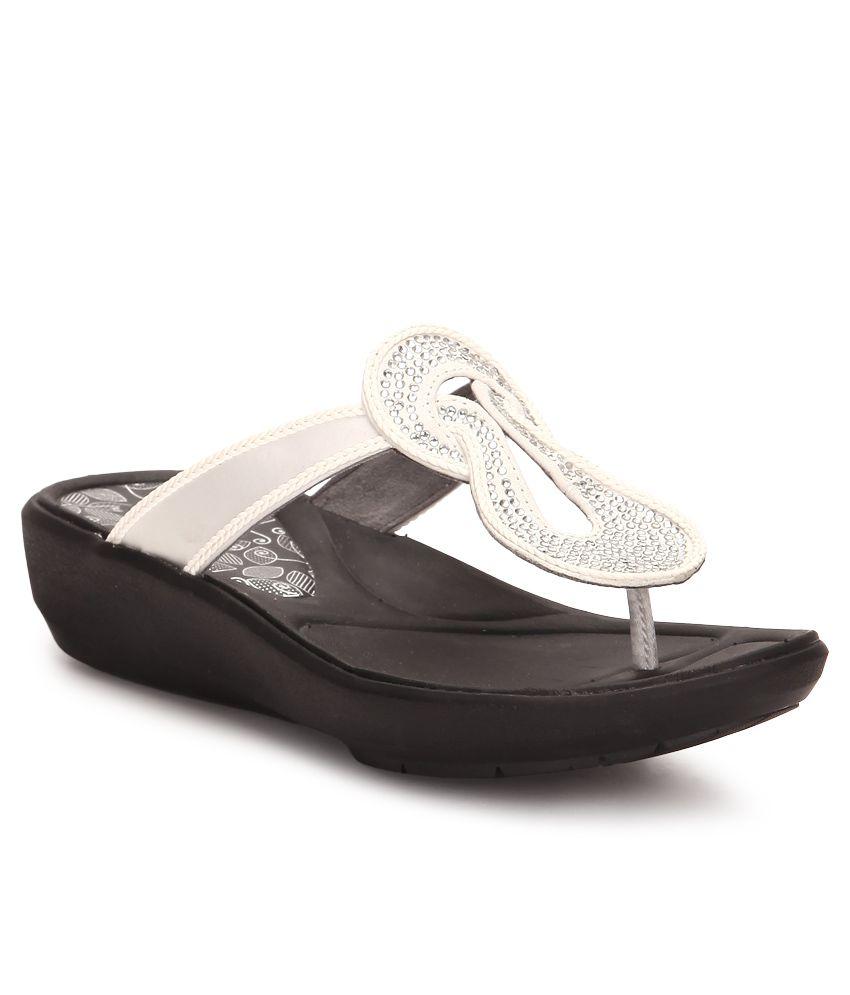 Clarks Black Wedges Heels