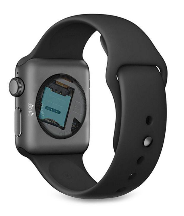 Wearable Smartwatches Online At: Bingo T50s Deep Smart Watches Black