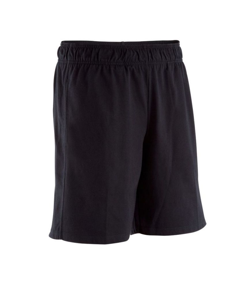 DOMYOS Regular Ft Men's Fitness Shorts By Decathlon